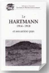 Le Hartmann 1914 - 1918 et son arrière pays