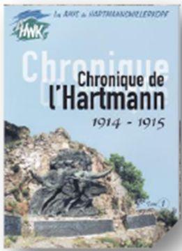 Chronique de l'Hartmann Tome 1