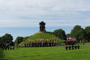 Cimetière militaire allemand La Cambe (Normandie) Deutscher Soldatenfriedhof La Cambe (Normandie)